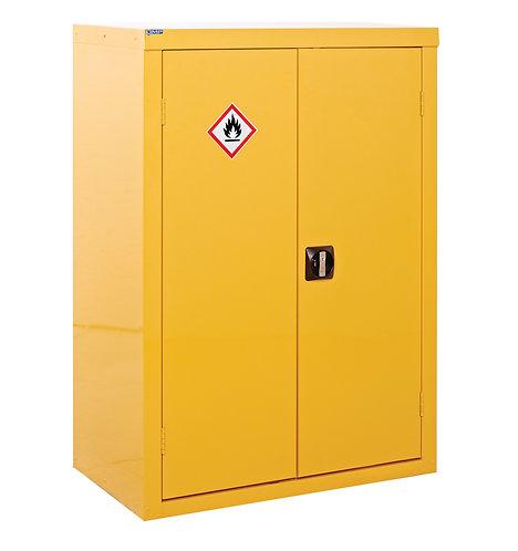 Hazardous Storage Cabinets (CoSHH) with 2 shelves - H1200 x W900 x D460mm