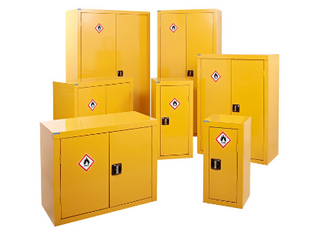 Hazardous cupboard – how they are made.