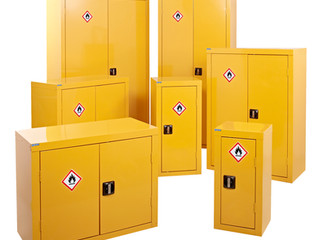 Hazardous Cupboards and there regulations.