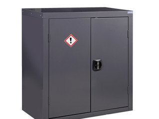 Coshh cabinets – why they are grey.