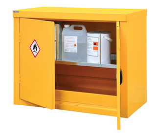 Chemical Cupboards - there key features.