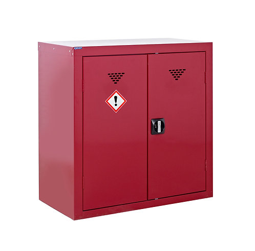 Agrochemical & Pesticide Storage Cabinet - H900 x W460 x D460 mm