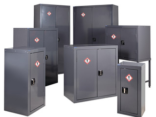 Coshh cabinets – How they will be delivered.