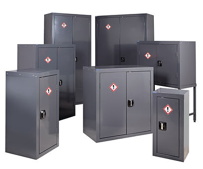Contact Us, Coshh cabinet