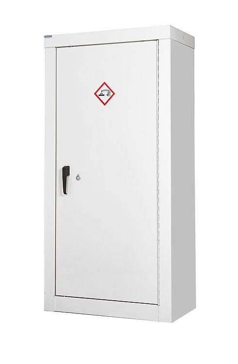 Acid & Alkali Security Cupboard - H1800 x W900 x D460mm, 3 Shelves