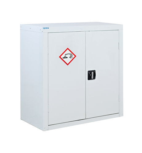 Acid and Alkali Substance Storage Cupboards - H900 X W900 X D450 mm