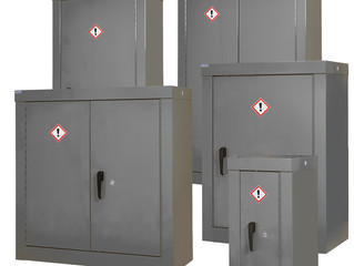 Our chemical cabinets and their warranty.