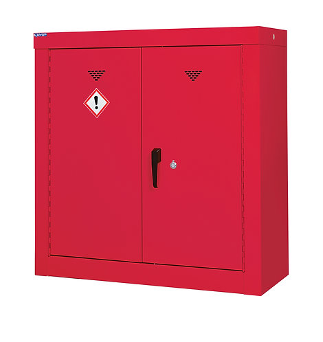 Pesticide & Agrochemical Security Cupboard - H.1200 W.1200 D.460