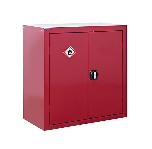 Flammable Liquids Storage Cabinet - H900 x W460 x D460 mm
