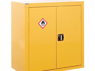 Hazardous Cupboards - What happens if there is a spillage.