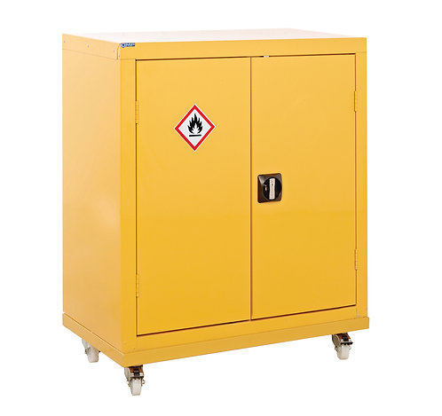 Mobile Hazardous Cupboards