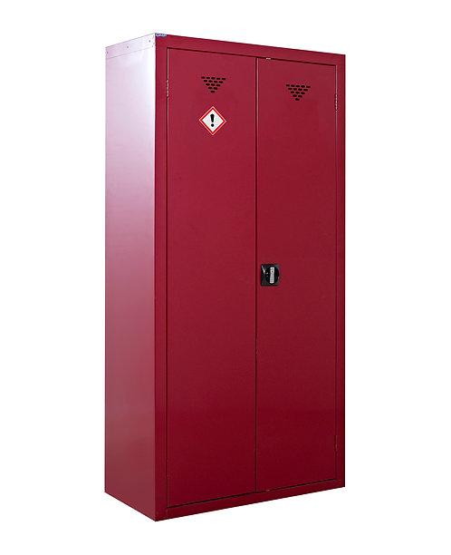 Agrochemical & Pesticide Storage Cabinet - H1800 x W900 x D460 mm
