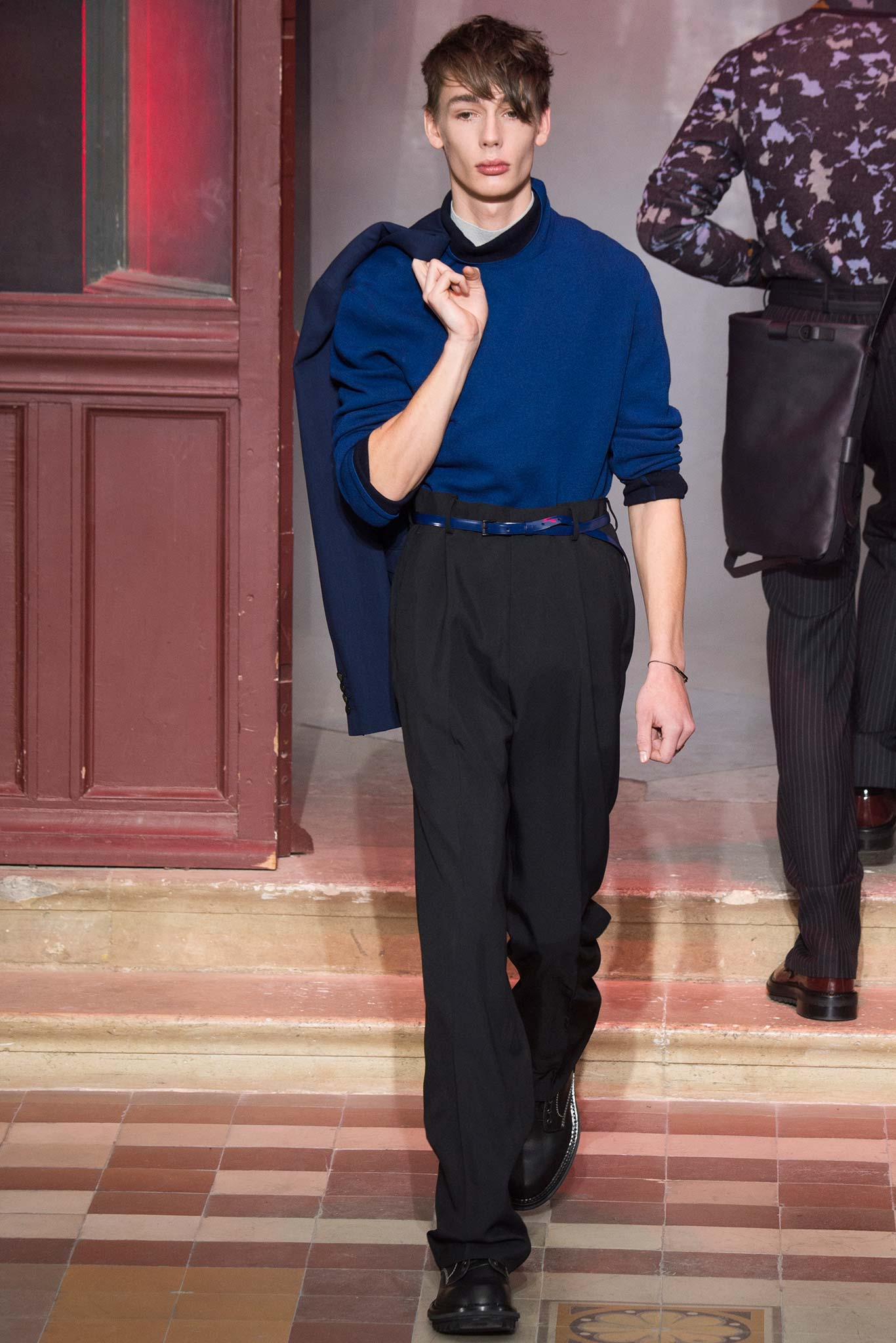 Lanvin Men Fall 2015