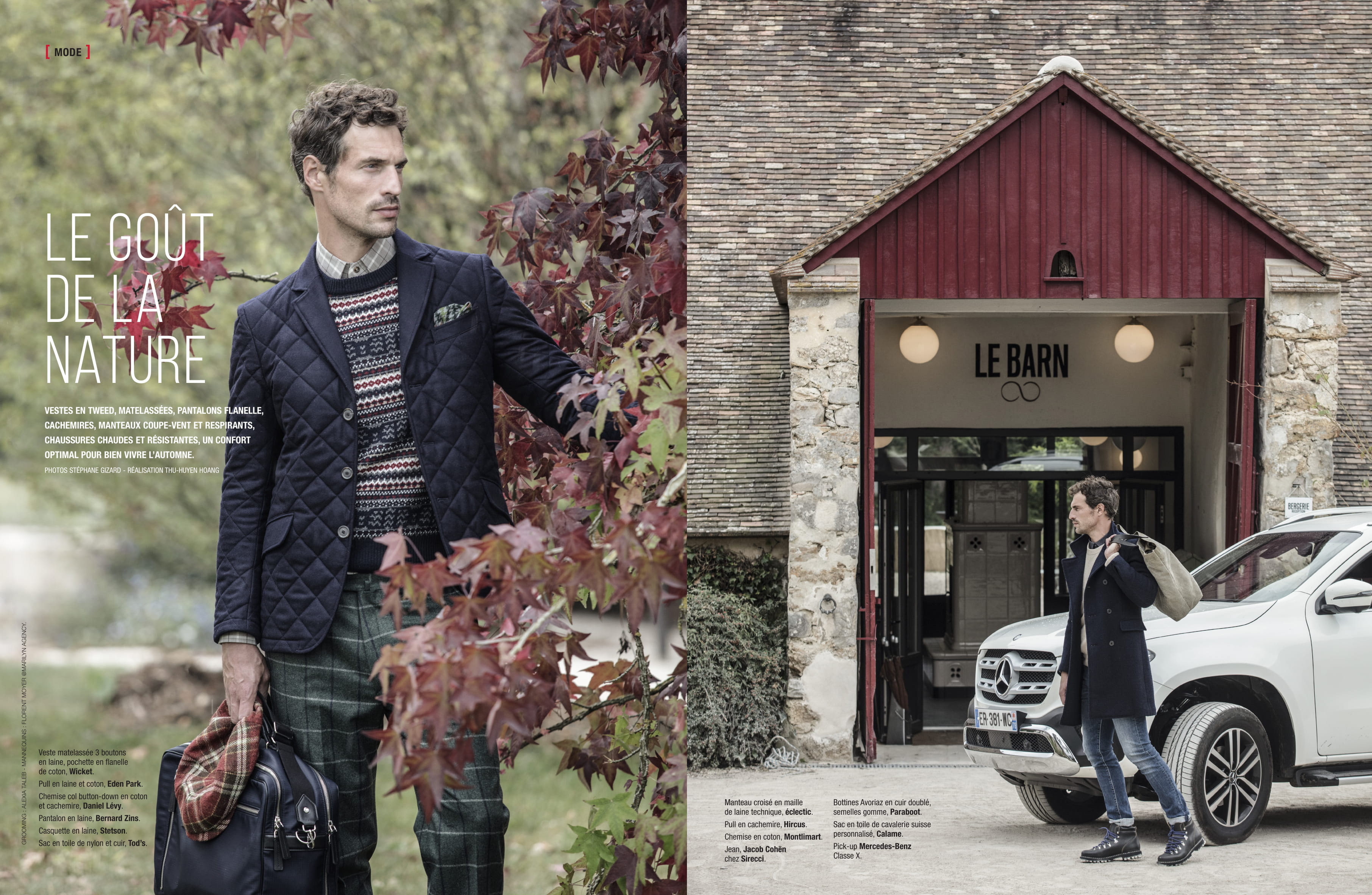 Monsieur Magazine #133