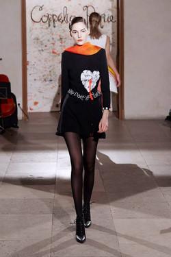 Coppélia Pique Couture SS16