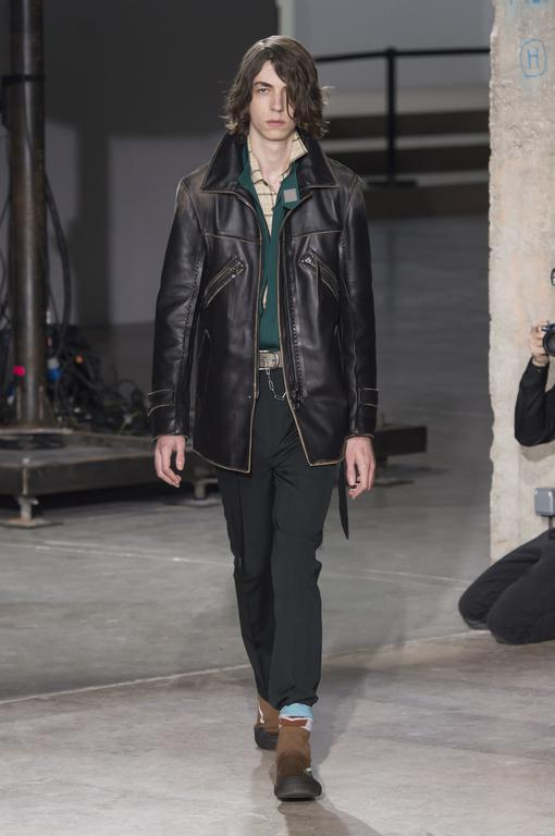 Lanvin Men Fall 2017
