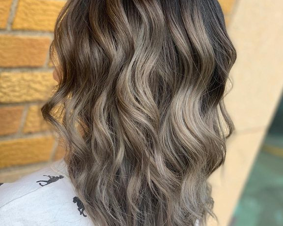 icy ombre