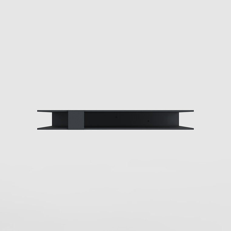 beam-shelf-aluminium-powdercoatedj-black