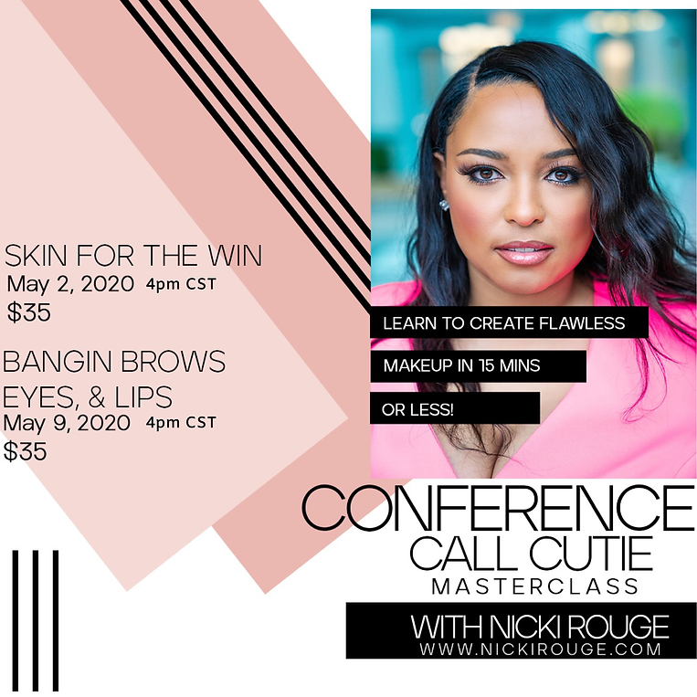conference call cutie part 2 flyer corre