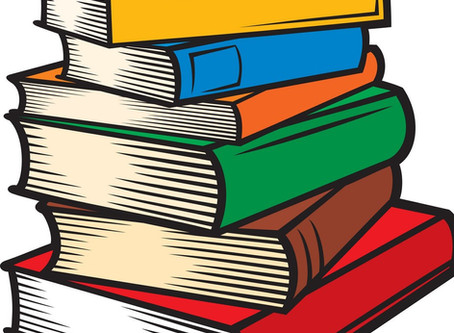 Library books are due... Please drop off any library book that you have at home to the Ripona School
