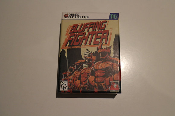Bluffing Fighter