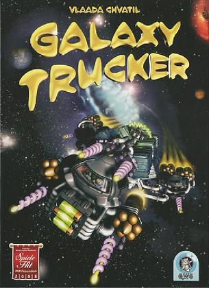 銀河卡車司機