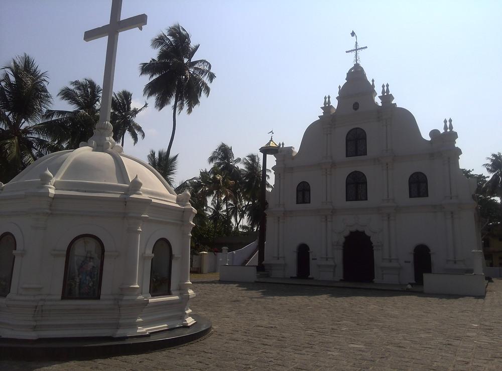 St Francis Church, Kerala, India