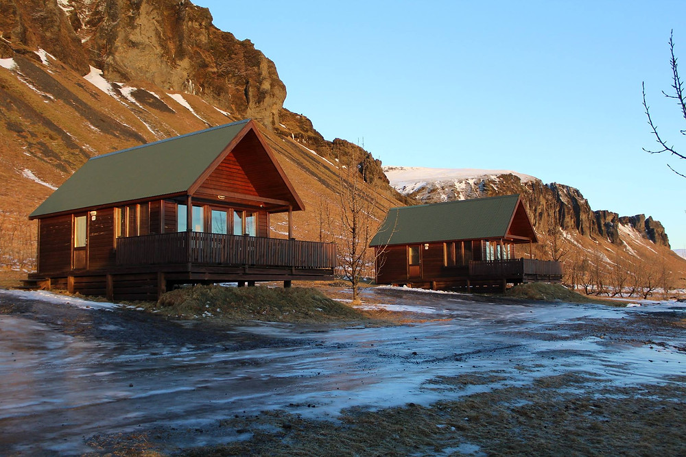 Self Catering Accommodation in Iceland