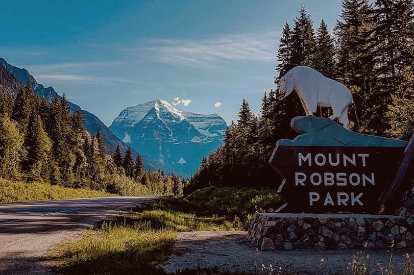 Mt Robson National Park, Canada