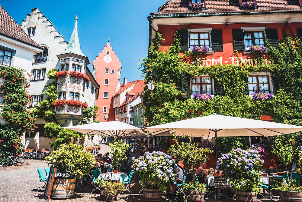 Architecture; Germany; Europe; Travel; Lake Constance