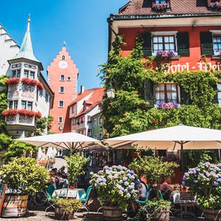 Meersburg, Lake Constance, Germany