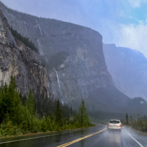 A Rocky Mountain Road Trip - Canada