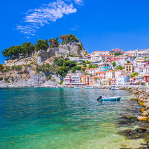 What to see and do in Parga, Greece