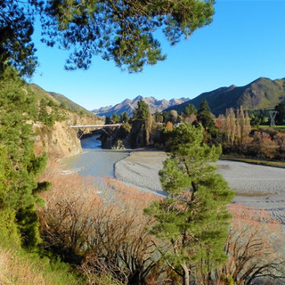 Hot Pools, Hiking and Hanmer Springs, New Zealand