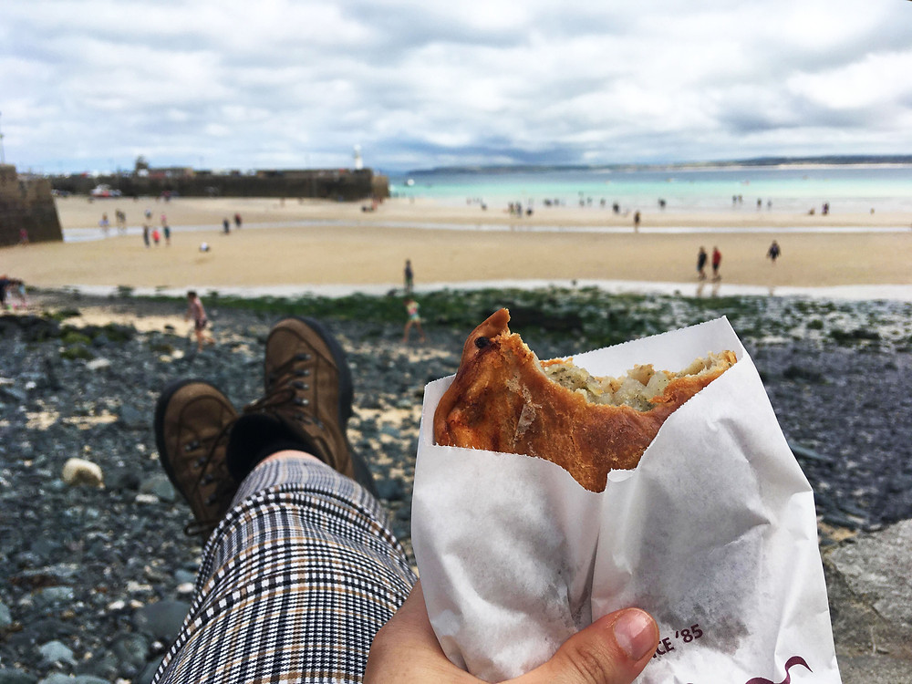 Cornish Pasty St Ives