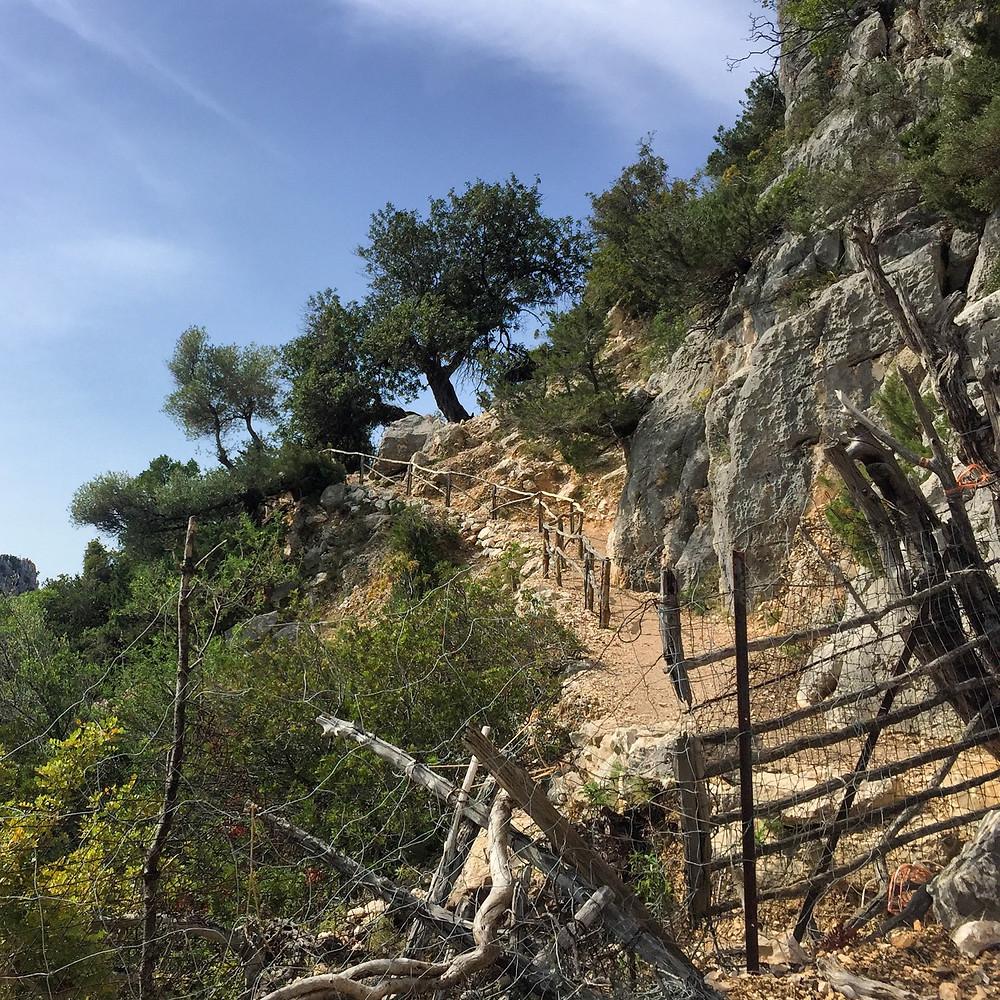 Travel, outdoors, hiking, Sardinia, Selvaggio Blu