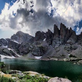 Hiking Sky Pond: Rocky Mountain National Park