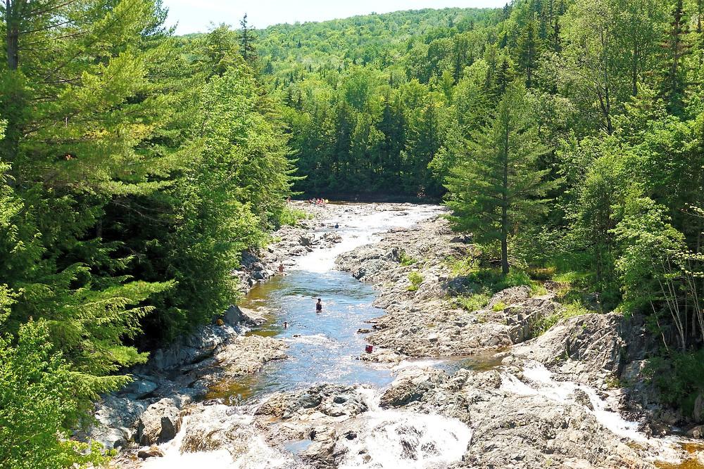 Pollet River, Elgin New Brunswick, Canada