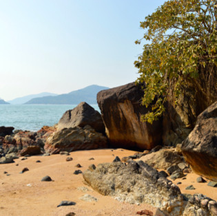 The Beautiful Beaches of Goa, India