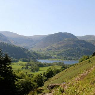 The Lake District Series - Lake Ullswater
