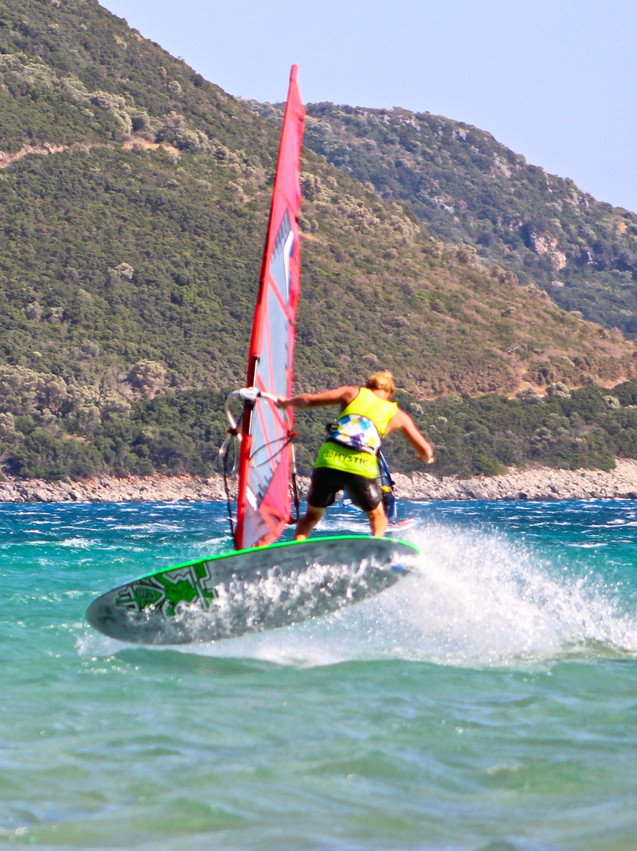 Adventure Water sports Greece