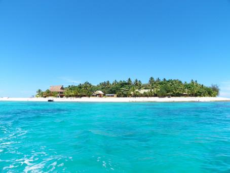Beachcomber Island and Latouka, Fiji