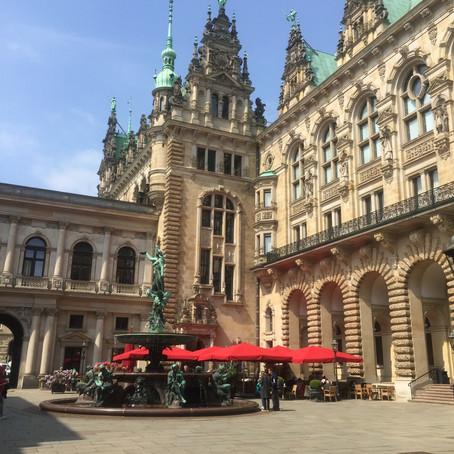 Hamburg, Germany - Oslo, Norway   My first Glimspe Of A Cruise