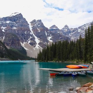Golden & The Southern Rockies, Canada