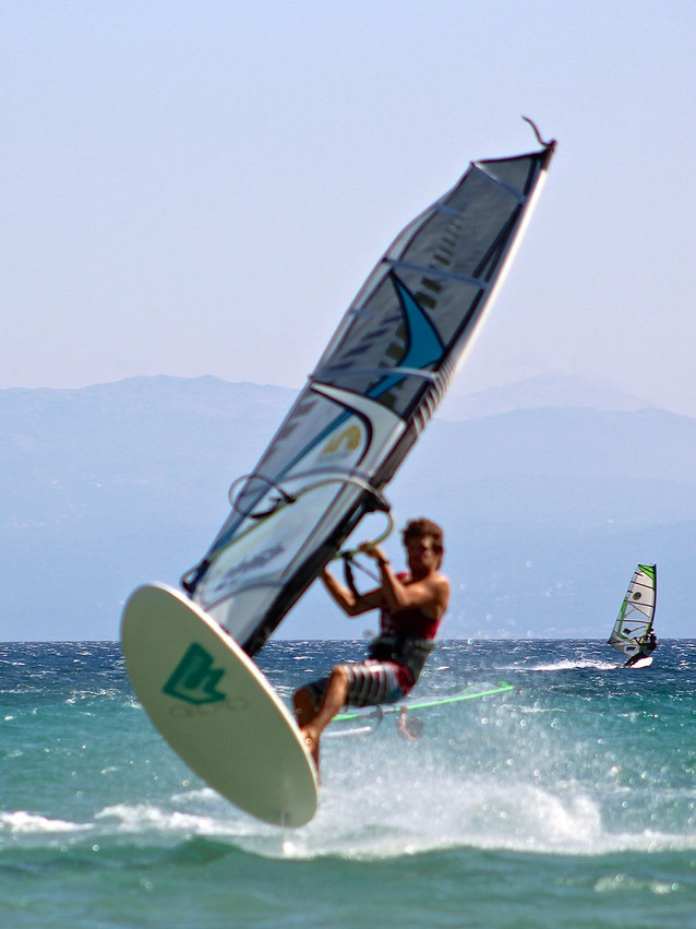 Windsurfing destinations in Europe