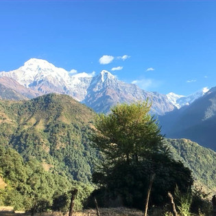 Trekking In The Annapurna, A Nepal Adventure