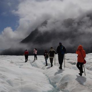 Hiking & Ice Climbing Fox Glacier, New Zealand
