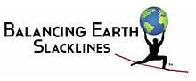 Balancing Earth Slacklines