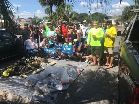 "S.E.A. Sponsors Annual ""Dive Against Debris"" Event with Emerald Coast Scuba"