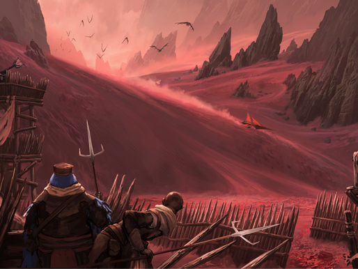 Lore Spotlight: The Red Desert